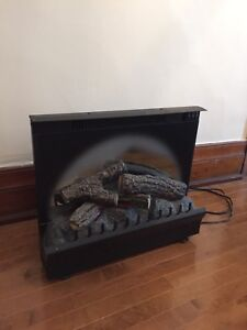 Electric Fireplace and Space heater