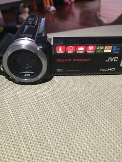JVC HD Everio Rx120