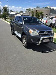 Toyota hilux sr5 4x4 07 Deebing Heights Ipswich City Preview