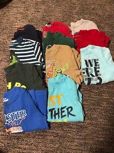 Boys size 3T shirts. 11 shirts $5