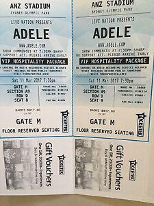 Adele Sydney VIP TICKETS Saturday Night show Parramatta Parramatta Area Preview