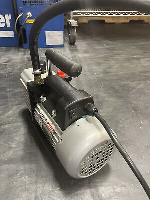 Pittsburgh Two Stage 3 Cfm Vacuum Pump
