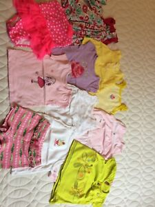 Little girl clothes 12-18 months