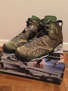 """Jordan 6 Retro Pinnacle SNL """"Flight Jacket"""""""