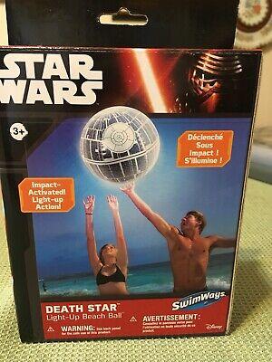 Light Up Beach Balls (MayThe Force Be With You! Star Wars Death Star Light-up Beach Ball - 14)