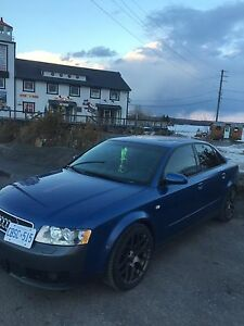 2003 Audi A4 1.8t tow away only come take it away