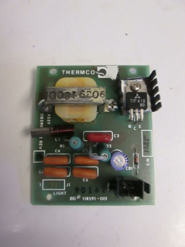 Thermco 118590-001, PCB Assembly, Working When Removed