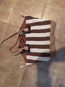 Beach bag purse