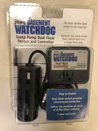 Basement Watchdog BWC1 Basement Watchdog Dual Float Sump Pum