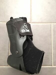 McDavid Ankle Brace Men's L-XL Used Unanderra Wollongong Area Preview