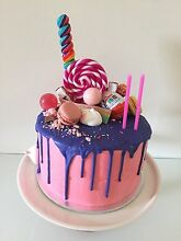 Celebration Novelty Drip Cakes & Cookies - Birthday Peppa Pig Greystanes Parramatta Area Preview