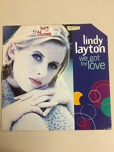 "a4 vinyl 12"" LINDY LAYTON WE GOT THE LOVE essential mix macca at work mix deep - Italia - a4 vinyl 12"" LINDY LAYTON WE GOT THE LOVE essential mix macca at work mix deep - Italia"