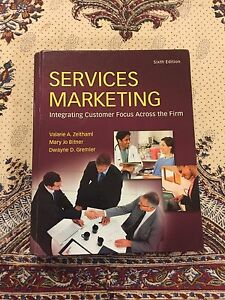 Service Marketing: Integrating Customer Focus Across the Firm