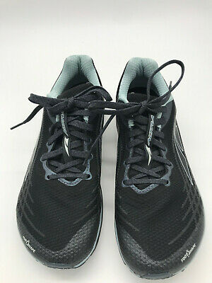 ALTRA Women's TIMP 2 Trail Running Shoes, Black/Gray, Size 9.5 M US