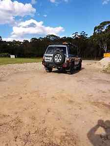 Nissan patrol 2003 up for swap Ryde Ryde Area Preview