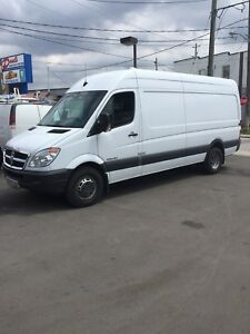 Dodge sprinter 3500 dually