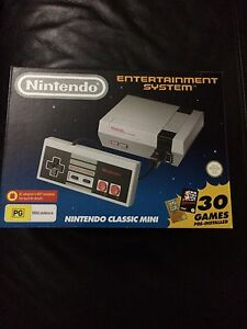 Nintendo classic mini Ormeau Gold Coast North Preview