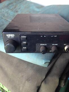 Uniden UHF Radio