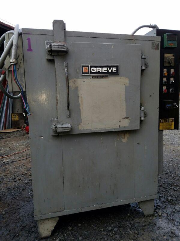 Grieve HA500 Batch Oven Honeywell Chart Recorder
