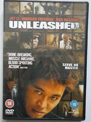 Unleashed DVD (2005) Jet Li - Region 2, 4 segunda mano  Embacar hacia Argentina