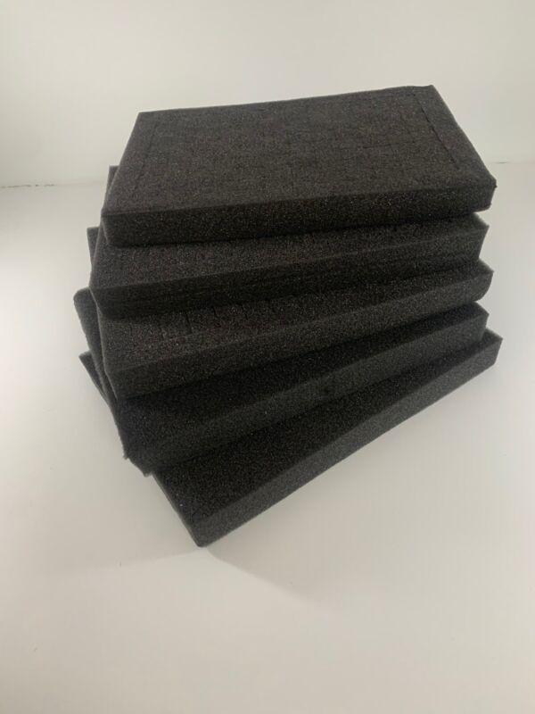 Pick & Pluck Cubed Foam  Apache 1800 Pelican 1150 Replacement 3 PIECES