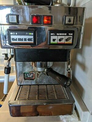 Used Commercial Espresso Machine Includes Professional Labor Installation.