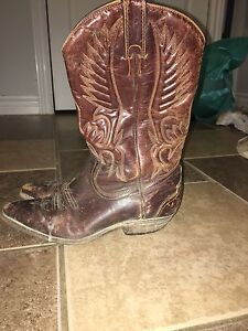Brown Boulet Boots