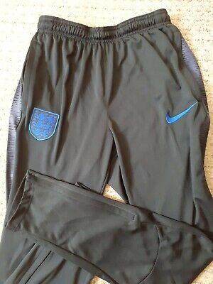 Nike England training bottoms small