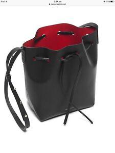 Mansur gavriel mini bucket bag Perth Perth City Area Preview