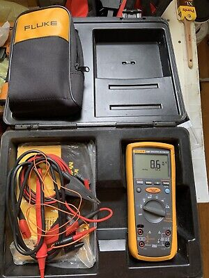 Fluke 1587 Insulation Tester Multimeter Mint