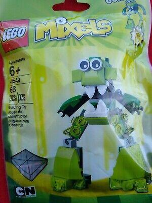 LEGO MIXELS 41549 Gurggle 66 PCS NEW CARTOON NETWORK  SERIES 6