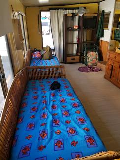 Onsite caravan and annex @myola jervis bay