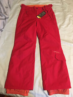 Brand new O'Neill escape series snow pants youth 152
