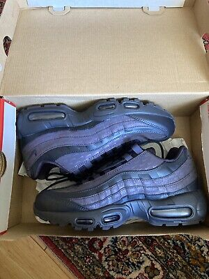 Woman's Nike Air Max 95 LX Oil Grey Trainers | Size UK 6 | Women's | RRP £124