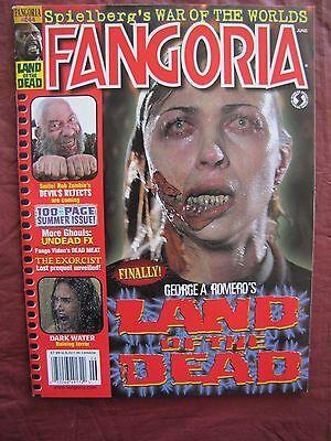 Fangoria   244  Land Of The Dead   Devils Rejects