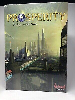 Asmodee Games: Prosperity Board Game (New) Made in Germany Ystari Brand New