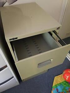 3 Drawer Filing Cabinet Red Hill Brisbane North West Preview