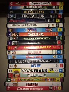 **MOVIES** $20 for the lot! Baldivis Rockingham Area Preview