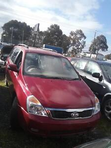 NOW WREAKING KIA CARNIVAL GREY,RED  COLOR ALL PARTS 2011 Dandenong South Greater Dandenong Preview