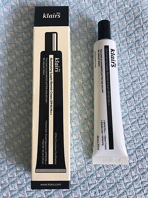Klairs Illuminating Supple Blemish Cream SPF 40 PA++ (Tested once only)