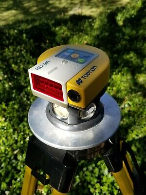 Topcon Rc-3r Remote Target W 360 Prism For Robotic Total Station