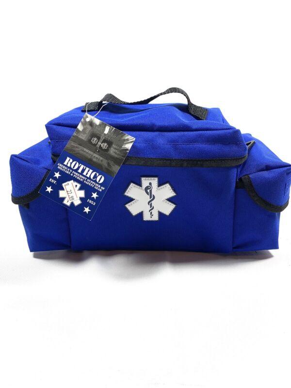 Rothco EMS Rescue Bag: BLUE
