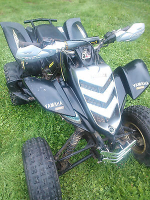 2004 660 yamaha raptor 4 wheeler quad with reverse 04 for Yamaha raptor 50cc