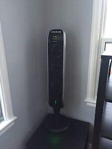 Remote controlled Multi setting oscillating fan