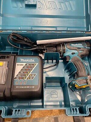Makita Xph012 Cordless Hammer Drill