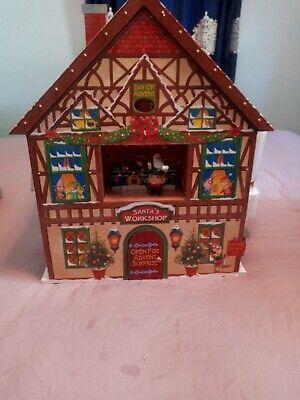 2007 Mr Christmas Advent House Countdown Christmas Calendar