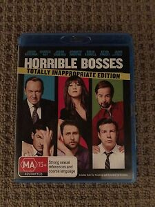 Horrible Bosses The Junction Newcastle Area Preview