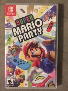 Looking to trade Mario party for super smash bros
