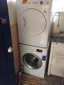Beko white washing machine 7kg 1200RPM 11prog 4.5WELS Willoughby Willoughby Area Preview