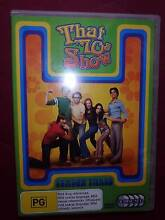 DVD That 70's Show Season Three Boxed Set (4 Disc)  AS NEW Greenwood Joondalup Area Preview